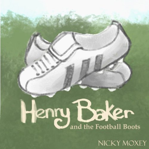 Henry and the Football Boots: Bedtime reading for younger children, or suitable for independent readers; part of the Henry and the Magic Pencil series. (English Edition)