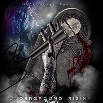 M-Acculate Presents Underground Rising, Vol. 1
