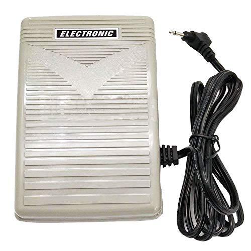 YICBOR pedal de control de pie para Singer Quantum Futura CE-100, 150, 200, 250, 300, 350 Series