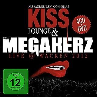 "Kiss Lounge & Megaherz live @ Wacken 2012. 4CD+DVD by Megaherz & Alexander """