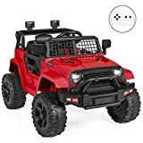 Best Choice Products 12V Kids Ride On Truck Car...