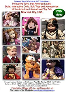 Innovative Toys, that America Loves: Dolls, Interactive Dolls, Soft Toys and Accessories at the American International Toy...