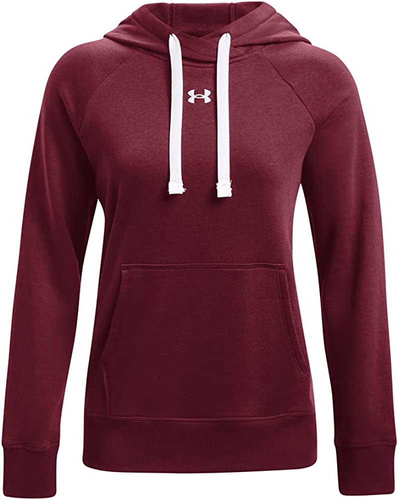Under Armour Super intense SALE Women's Rival Fleece Hoodie Max 81% OFF Pull-Over