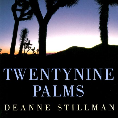 Twentynine Palms audiobook cover art