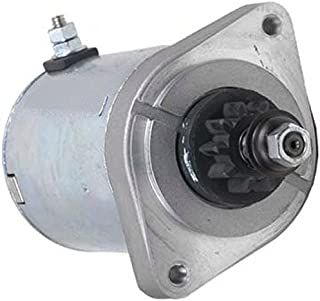 NEW STARTER MOTOR COMPATIBLE WITH 2012-2014 CUB CADET ZERO TURN Z-FORCE 48 54 60 FR691V-AS04 21163-0711, 21163-0714, 21163-7024, 21163-7034 21163-7035, FR691V-AS04 71-09-5954 211630711, 211630714,