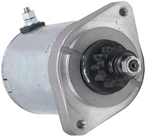 Rareelectrical NEW STARTER MOTOR COMPATIBLE WITH 2012-2014 CUB CADET ZERO TURN Z-FORCE 48 54 60 FR691V-AS04 21163-0711, 21163-0714, 21163-7024, 21163-7034, 21163-7035, FR691V-AS04 MIA11949 MIA11984