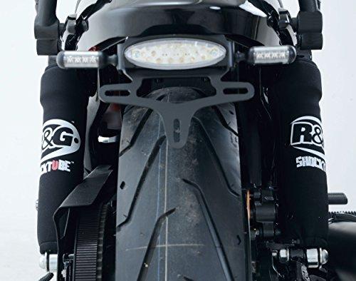 Schutz für Schubstrebe Yamaha 300/400Xmax schwarz RG Racing