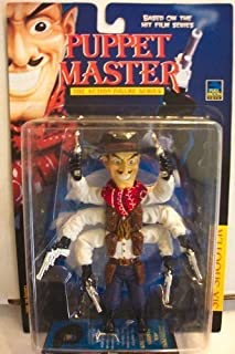 Best puppet master six shooter action figure Reviews