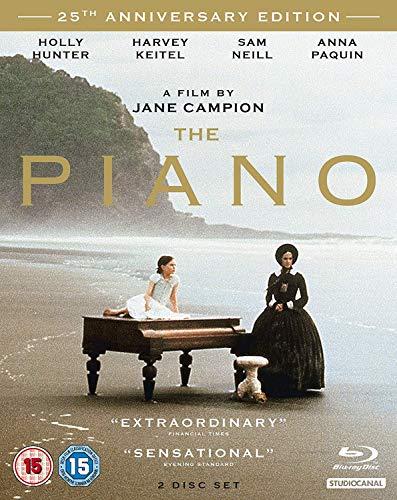 The Piano 25th Anniversary Edition [Blu-ray] [2018]