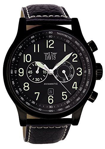 Davis herenhorloge kwarts 452