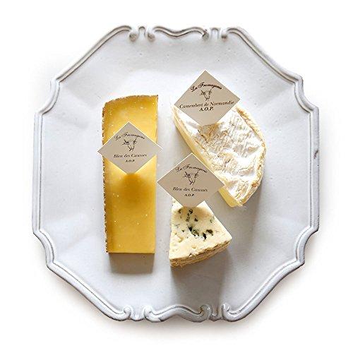 パリのフロマジェリー ブルソーチーズアソート#2 La Fromagerie P. Boursault l'assortment de fromages (Deux)