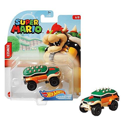 Hot Wheels Gaming Character Car Super Mario 2020 Series-Browser Vehicle(6/8)