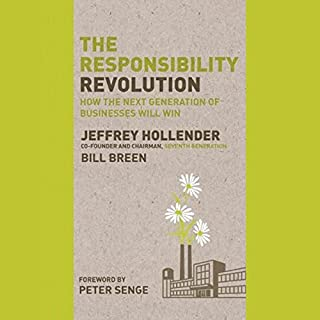 The Responsibility Revolution audiobook cover art