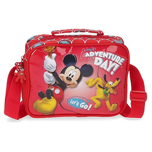 Neceser bandolera adaptable trolley Mickey Adventure