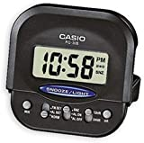 Casio Collection PQ-30B-1EF, Reloj, Negro