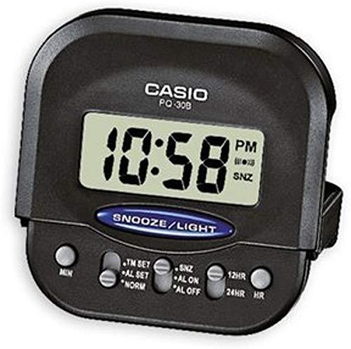 Casio Collection Unisex-Wecker PQ30B1EF