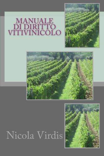 Manuale di diritto vitivinicolo