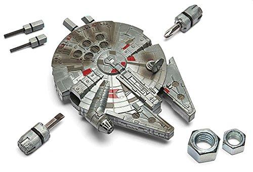 ThinkGeek Star Wars Millennium Falcon Exclusive Multi-Tool Kit