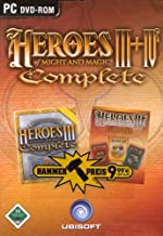 Heroes of Might & Magic 3 Complete + Heroes of Might & Magic 4 Complete [HPR)] [German Version]