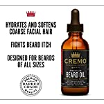 Cremo Beard Oil Reserve Collection, Distillers Blend, 1 Count 4