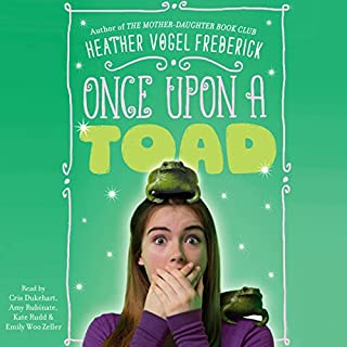 Once Upon a Toad cover art