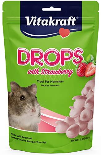 Vitakraft Hamster Strawberry Drops Treat