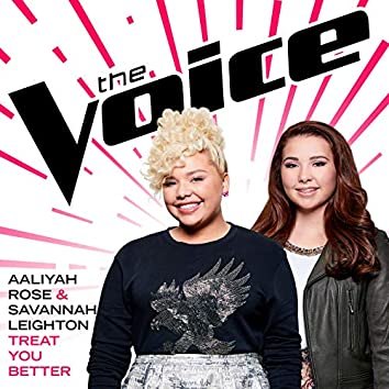 Treat You Better (The Voice Performance)