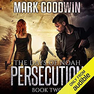 Persecution audiobook cover art