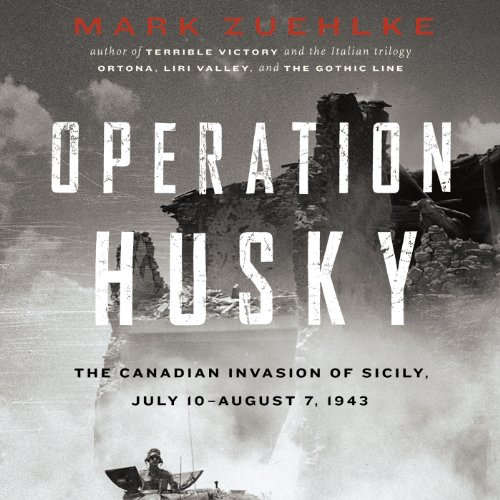 Operation Husky audiobook cover art
