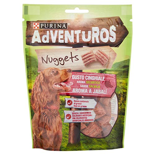 Purina Adventuros Nuggets, 90g