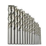 HSS M2(6542) HSS Drill Bits For Hard Metal Twist Drill Bits 1Mm - 13Mm Split Tip 135 Stainless Steel Drill Bits 7mm 1 piece