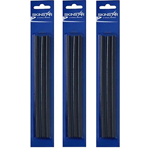 SkinStar vloerreparatie vloerbedekking reparatie sticks FX Strips Black