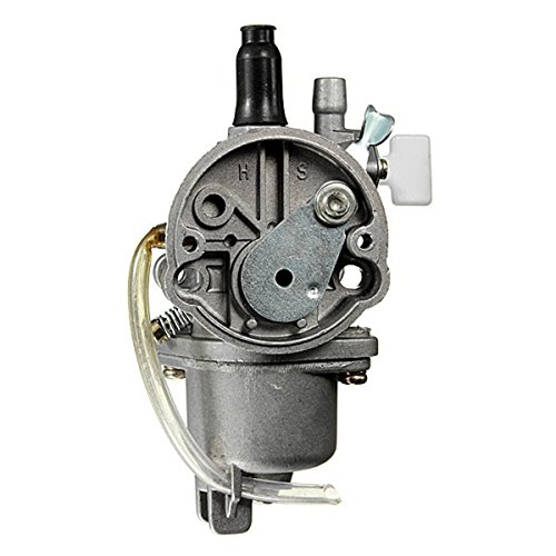SODIAL Carburador Mini de Motor de 2 emboladas para Quad ATV Motocicleta Dirt Bike 3cc 49CC Bolsillo