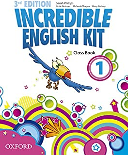 Incredible English Kit 1: Class Book 3rd Edition (Incredible English Kit Third Edition) - 9780194443623