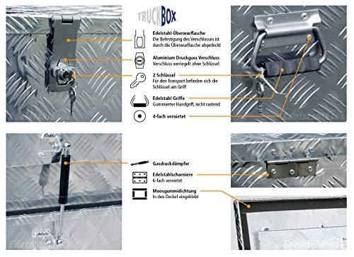 Truckbox D055 +MON2012 Werkzeugkasten, Deichselbox, Transportbox - 5