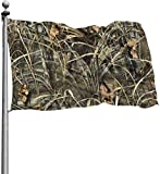 Viplili Banderas, 3x5 Feet -Polyester Flags Realtree Camo Wallpapers Logo Flag,Yard Holiday and Seasonal Garden Flag Set