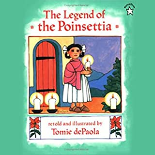 The Legend of the Poinsettia cover art
