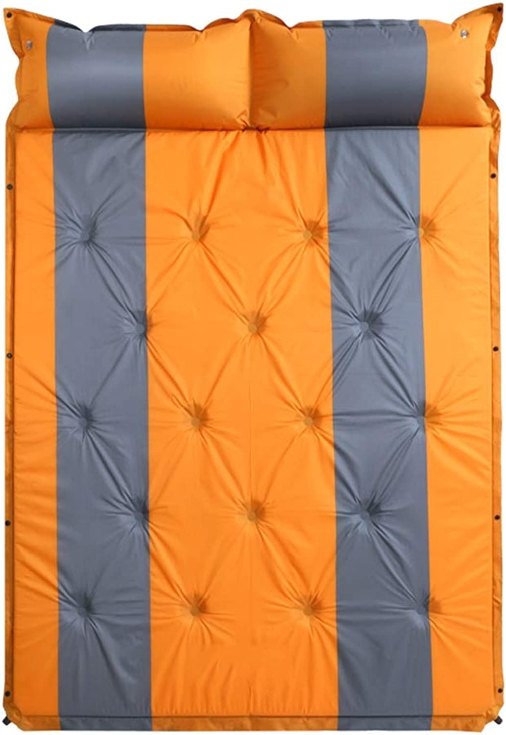 Camping Sleeping Pad  Mat, Best Sleeping Pads for Backpacking, Hiking Air Mattress  Lightweight, Inflatable & Compact, Camp Sleep Pad
