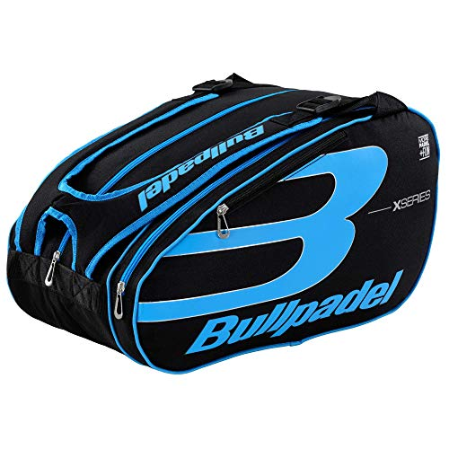 Bullpadel Paletero Fun X Series Blue
