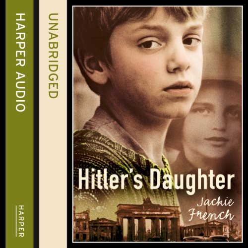 Hitler's Daughter audiobook cover art