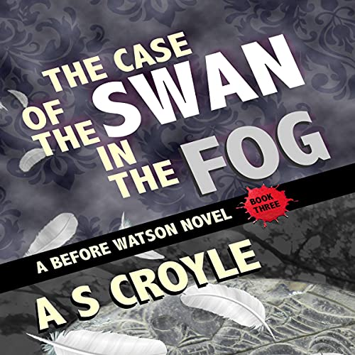 『The Case of the Swan in the Fog』のカバーアート