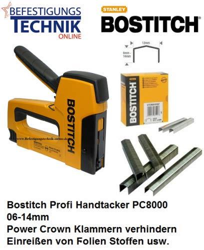 Bostitch PC8000/T6 - Akku-Tacker