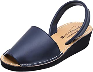 JUSTWIN Women's Fish Mouth Sandals Waterproof Platform Open Toe Shoes High Heels Wedge Sandals