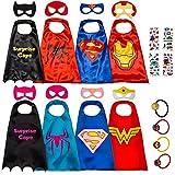 Dropplex Superhelden Kostüm Für Kinder – Kleinkind Superhelden Party Outfit - Spielzeug Für...