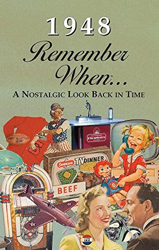 Seek Publishing RW1948 Remember When Kardlet 70Th Gift
