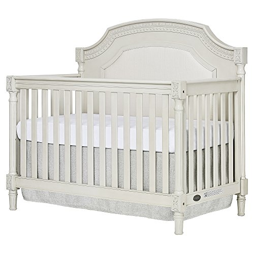 Evolur Julienne 5 in 1 Convertible Crib in Cloud