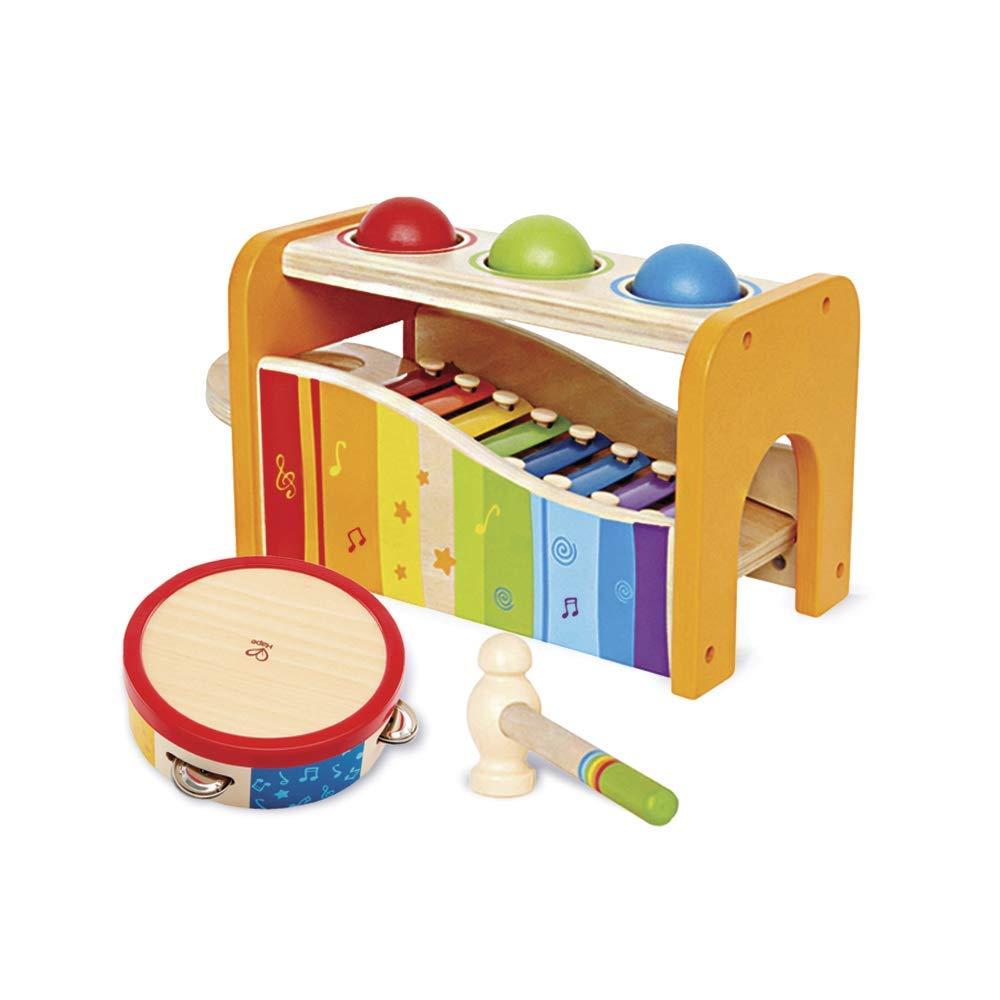 Hape Music Toys Toddlers Tambourine