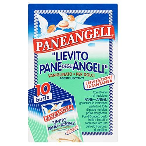 Paneangeli Lievito Vanigliato, 10 Buste