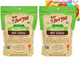 Organic Creamy Buckwheat Hot Cereal Bundle. Includes Two (2) 18oz Packages of Bob's Red Mill Organic Creamy Buckwheat Hot Cereal and a Recipe Card from Carefree Caribou!