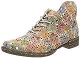 Rieker M1835, Desert Boots Femme, Multicolore (Ginger-Multi), 38 EU